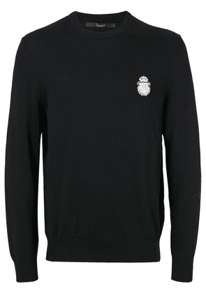 Billionaire Out jumper - Black