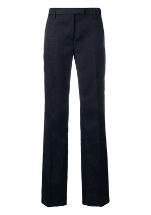 Prada straight leg trousers - Blue