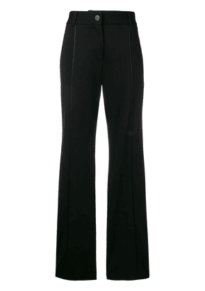Loewe piping jersey trousers - Black