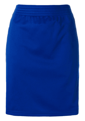 Givenchy fitted short skirt - Blue