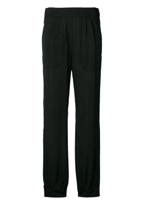 Dorothee Schumacher high waisted trousers - Black