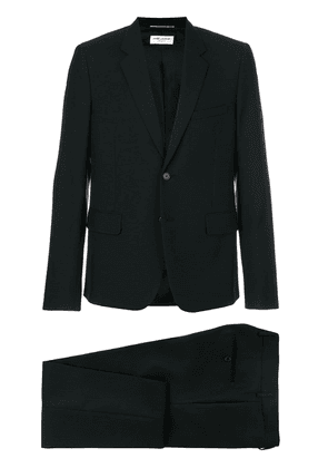 Saint Laurent formal two-piece suit - Black