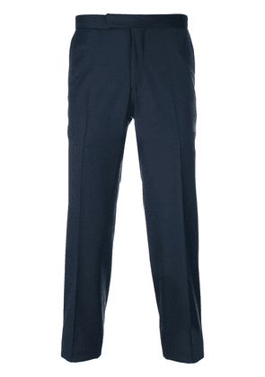 Fashion Clinic Timeless tapered trousers - Blue