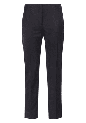 Prada cropped tailored trousers - Blue