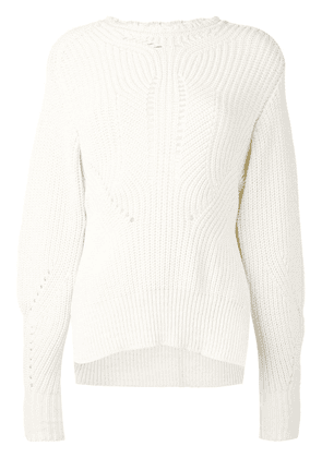 Isabel Marant knit top - White