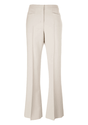 Calvin Klein flared trousers - Neutrals