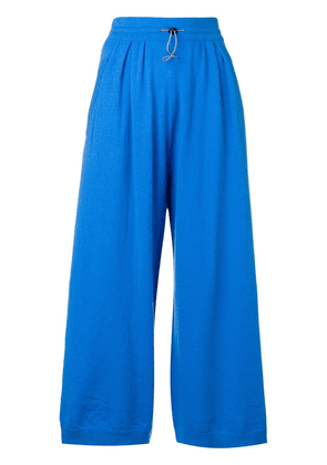 Christian Wijnants Koko pants - Blue