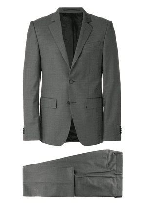 Givenchy microstructured two piece suit - Grey