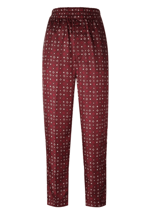 Isabel Marant 'Toya' trousers - Red