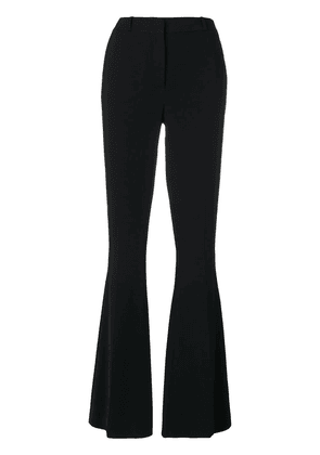 Capucci bootcut trousers - Black