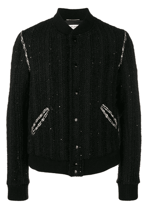 Saint Laurent Carry Over 'Jock' jacket - Black