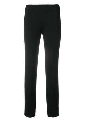 Aspesi slim-fit trousers - Black