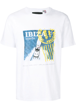 Blood Brother Ibiza T-shirt - White