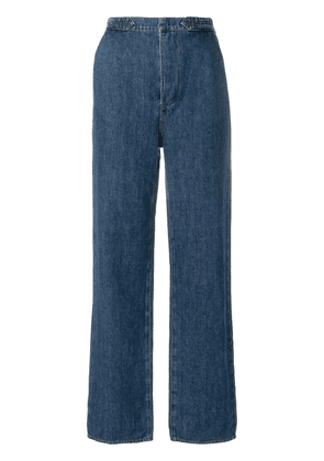 Marni casual flared jeans - Blue