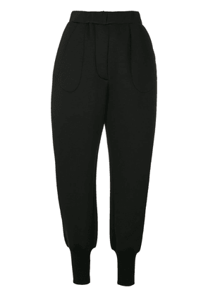 Ioana Ciolacu tailored trousers - Black