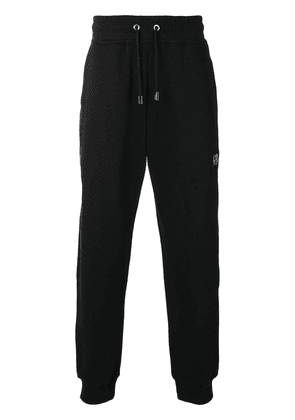 Blood Brother logo track pants - Black