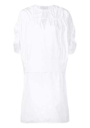 Christian Wijnants Dakira layered dress - White