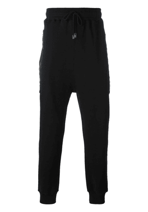 Blood Brother Guinness exclusive Seal joggers - Black