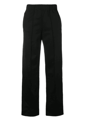 Givenchy straight jersey trousers - Black