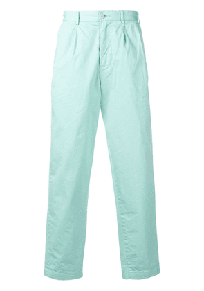 Cav Empt wide-fit chinos - Green