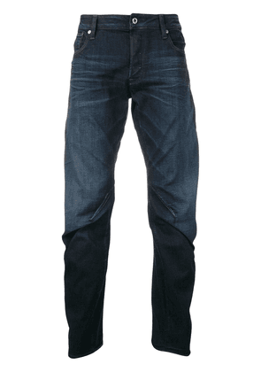 G-Star Raw Research straight-leg jeans - Blue