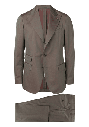 Gabriele Pasini two-piece formal suit - Grey