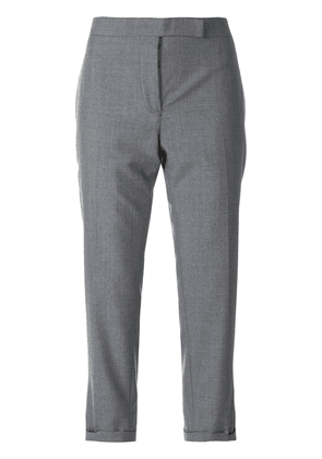 Thom Browne Lowrise Skinny Trouser In School Uniform Plain Weave -