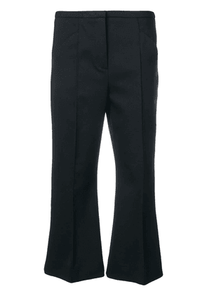 Dorothee Schumacher cropped trousers - Blue