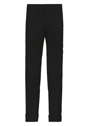 Prada slim-fit tailored trousers - Black