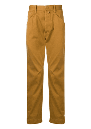 Isabel Marant Dyston trousers - Brown