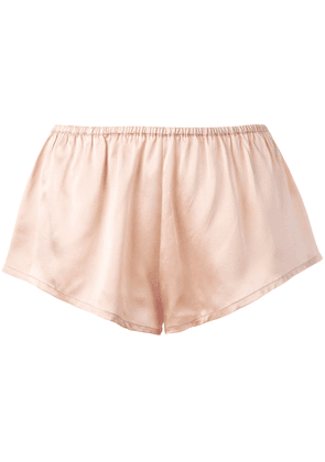 Asceno sleep shorts - Pink