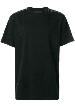 Blood Brother cable T-shirt - Black