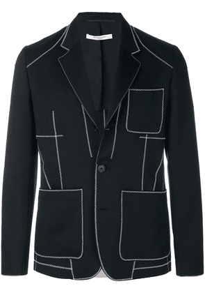 Givenchy embroidered blazer - Black