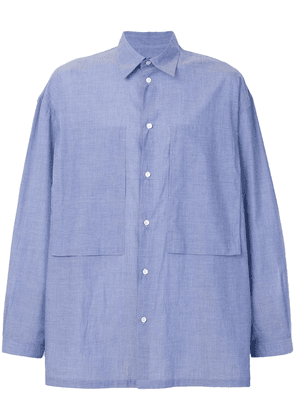 E. Tautz Lineman shirt - Blue