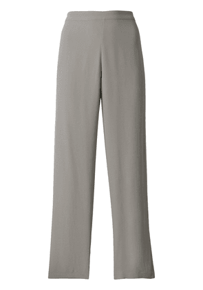 Erika Cavallini wide leg trousers - Grey
