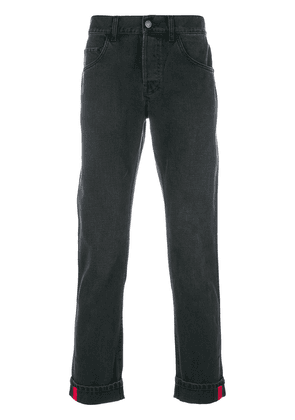 Gucci slim-fit jeans - Black