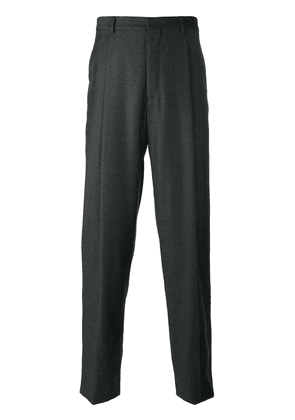 E. Tautz pleated tailored trousers - Grey