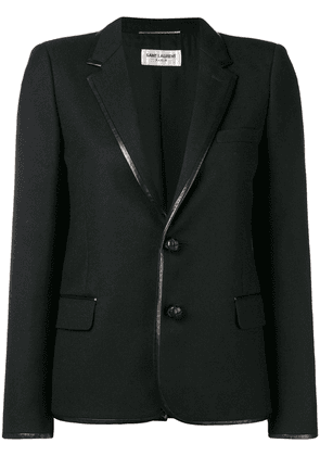 Saint Laurent classic tailored jacket - Black
