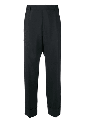 Gucci tailored fitted trousers - Black