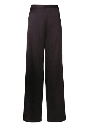 Chalayan double-layer split trousers - Pink