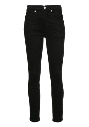 Adaptation seamed skinny jeans - Black