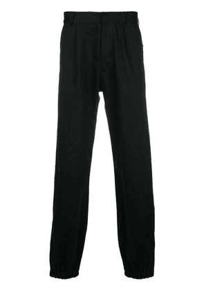 Givenchy elasticated cuffs trousers - Black