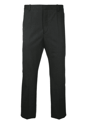 Jil Sander cropped tailored trousers - Grey