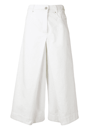 Christian Wijnants Penzu jeans - White