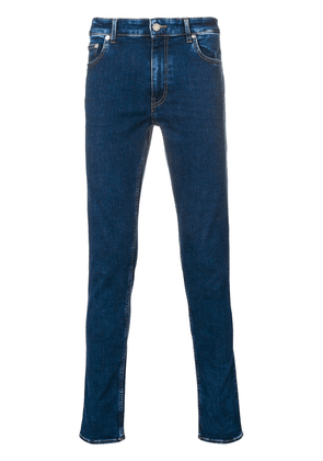Love Moschino classic skinny jeans - Blue