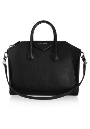 Givenchy - Antigona Medium Leather Tote - Black