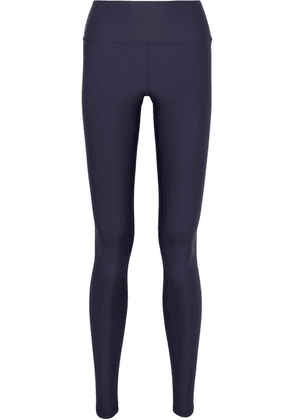 Alo Yoga - Airlift Stretch Leggings - Navy