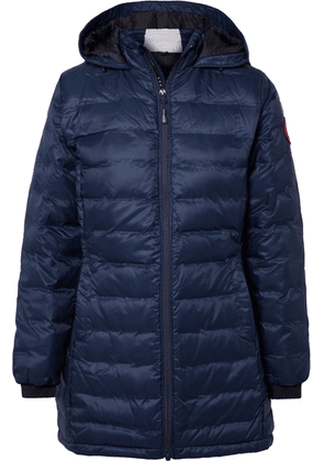 Canada Goose - Camp Hooded Quilted Shell Down Jacket - Navy