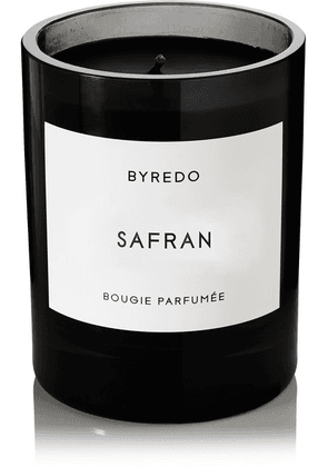Byredo - Safran Scented Candle, 240g - one size