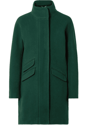 J.Crew - Cocoon Wool-blend Coat - Forest green